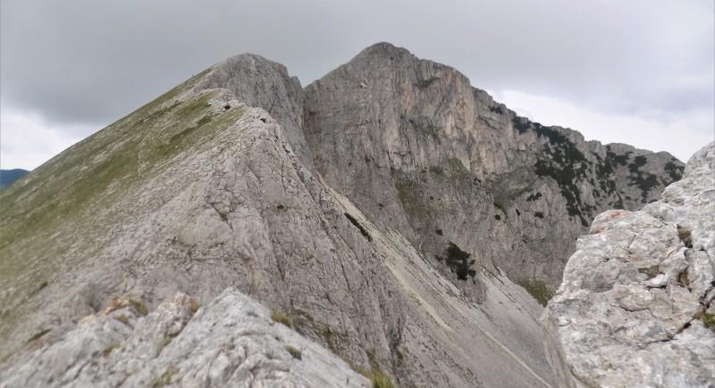 Магията на Пирин - връх Синаница