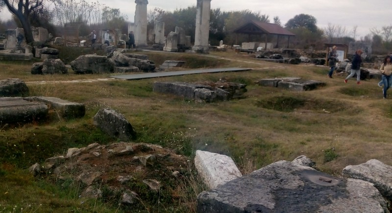 Велико Търново, Никополис ад Иструм и Хотнишката екопътека