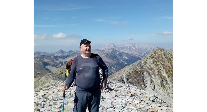 Изкачване на връх Безбог и Полежан-2021 год.