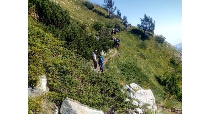 До  Кутело и Бански суходол по адреналиновата пътека Кончето