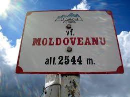 Трансилванска приказка и връх Молдовяну