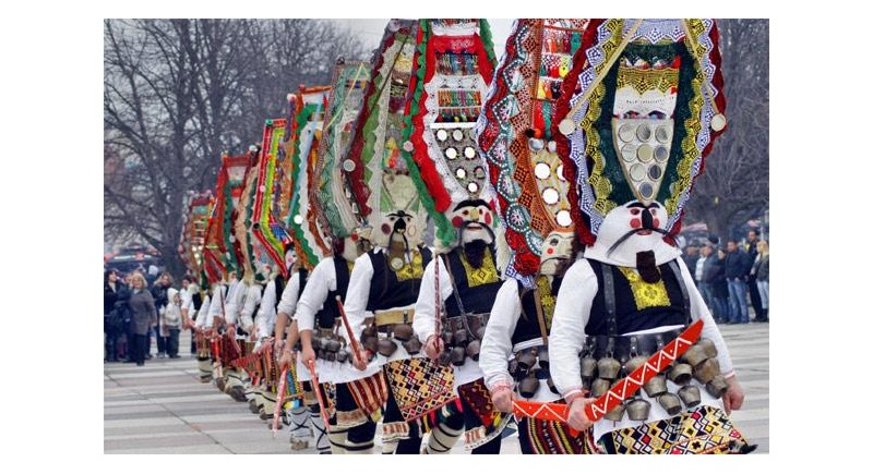 Кукерски празници - Кукерландия и Песпонеделник