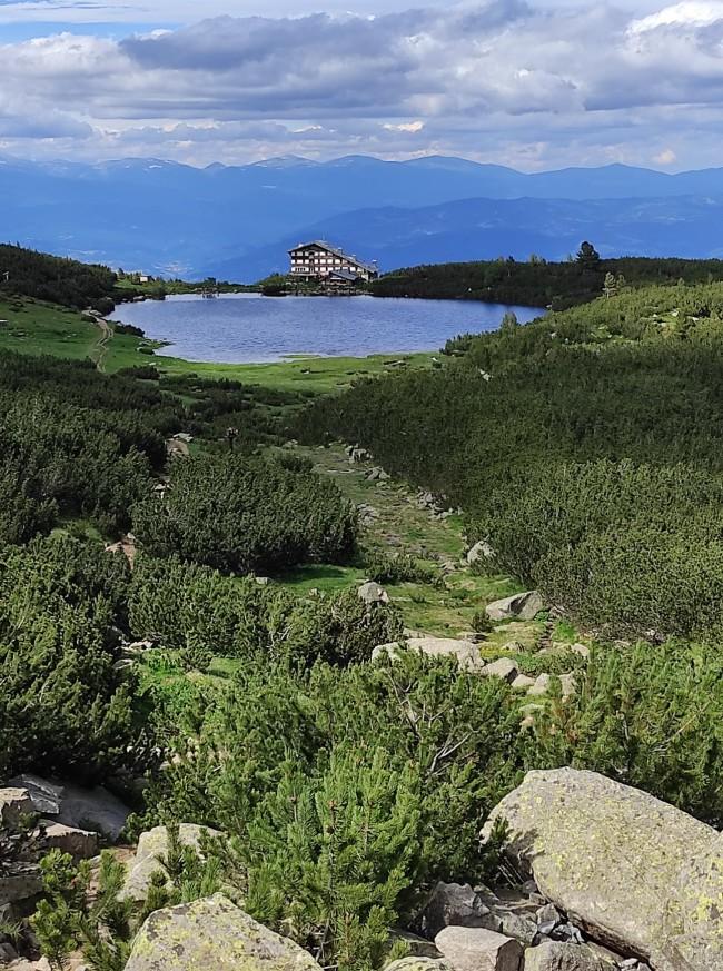Приключение в Пирин - връх Джано