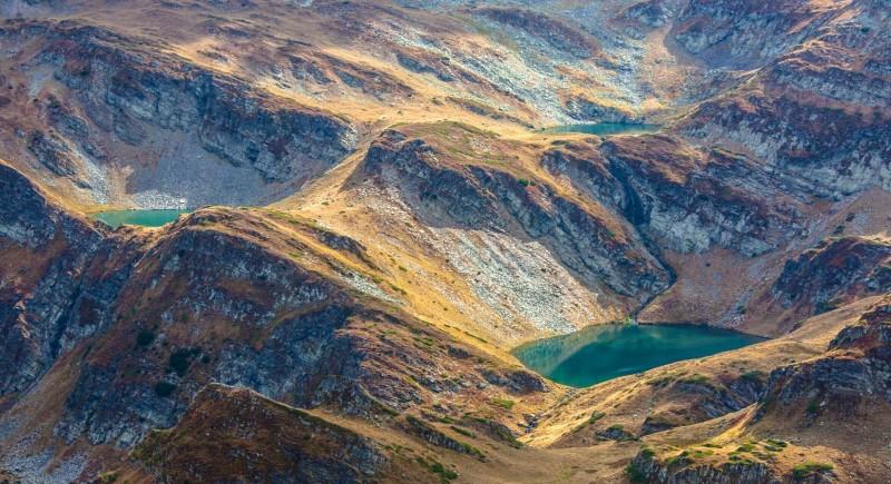 Красотата на рилските Урдини езера
