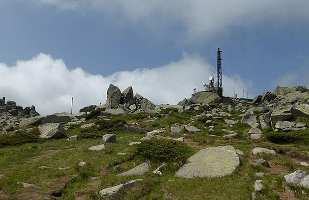 Изкачване на Черни връх